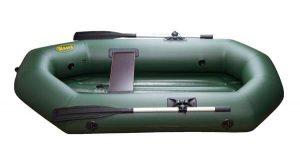 Лодка ПВХ Инзер 1,5(310)НД надувная гребная