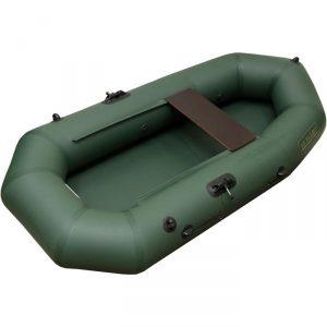 Лодка ПВХ ВУД 1,5D (230 см) гребная надувная полутораместная