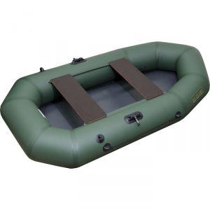 Лодка ПВХ ВУД 2У (250 см) гребная надувная двухместная
